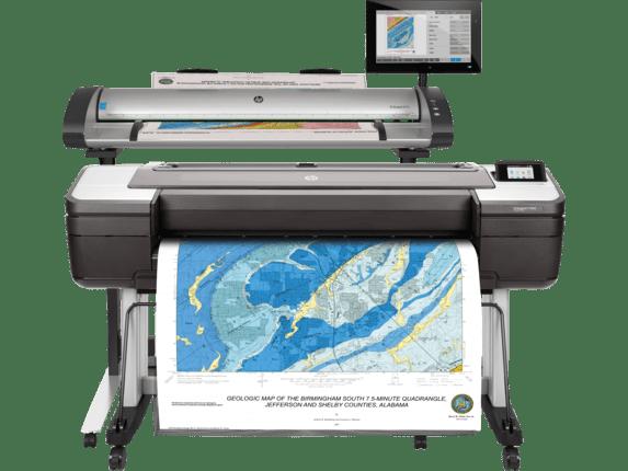 HP SD Multifunction printer