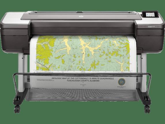 HP DesighJet T1700